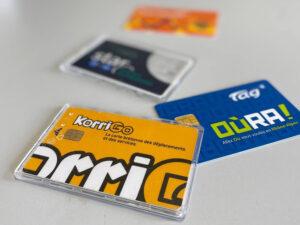 Durée de vie protège carte badge