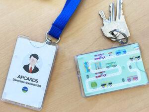 Critères choix porte-badge porte-carte