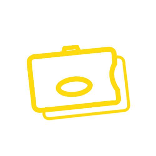 gamme veget'all porte-carte protège carte porte badge